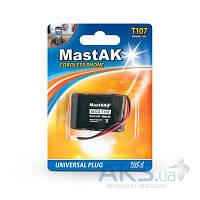Аккумулятор для радиотелефона MastAK T107 3.6V 400 mAh