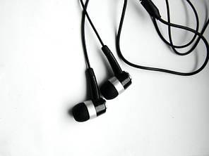 Гарнитура вакуумная проводная для мобильного телефона Samsung d880, e210, с5212, s5230 AAA, фото 2