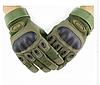 Перчатки тактические Полнопалые OAKLEY Олива с усиленным протектором размер XL