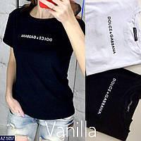 Стильные футболки из качественого коттона. Размер 42-46
