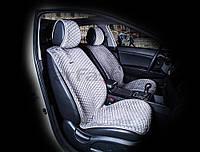 Накидки на передние сиденья TOYOTA LAND CRUISER PRADO 150 2010- Элит