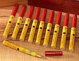 Карандаш(маркер) для ламинации Renolit Kanten-fix Темный орех 2178008, фото 2