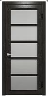 Двери Дукат ПО, полотно+коробка+2 к-кта наличников+добор 90 мм, шпон, срощенный брус сосны