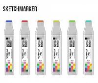 Чернила-заправка для маркеров SKETCHMARKER 20мл R061 Geranium red
