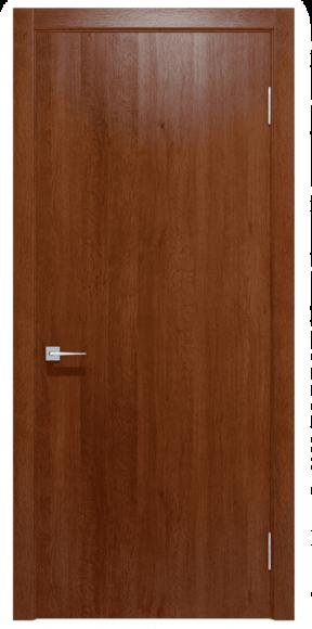 Двери Иена ПГ-1, полотно, шпон, срощенный брус сосны