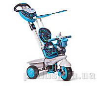 Велосипед Smart Trike Dream 4 в 1  голубой