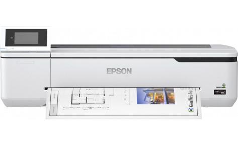 "Плоттер Epson SureColor SC-T3100N (без стенда) 24"" (А1+)"