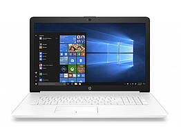 Ноутбук HP Notebook 17-ca0059ur 17.3'' 8gb/1TB White AMD Ryzen 3 2200U