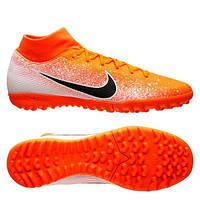 Сороконожки Nike SuperflyX 6 Academy TF 801 AH7370-801