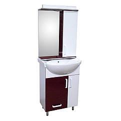 Комплект мебели Дебют Перфект S56-2/1м br