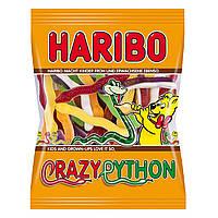 Желейні цукерки Божевільний пітон Crazzy Python Haribo Німеччина 200г