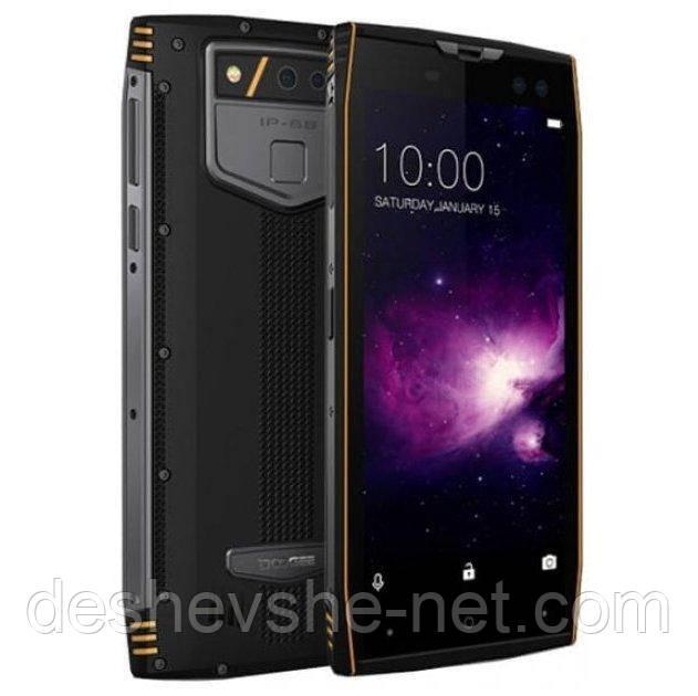 Смартфон Doogee S50, 8 ядер, 2 sim, 5,7 дюйма, ip68, 6gb ram, 64gb rom