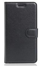 Чехол-книжка для Huawei Y6 II черный