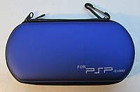 Чехол сумка PSP Street E-1000 Eva Pouch (синий)