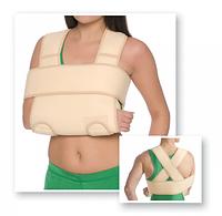 Бандаж на плечевой сустав фиксирующий (повязка ДЕЗО) 8011