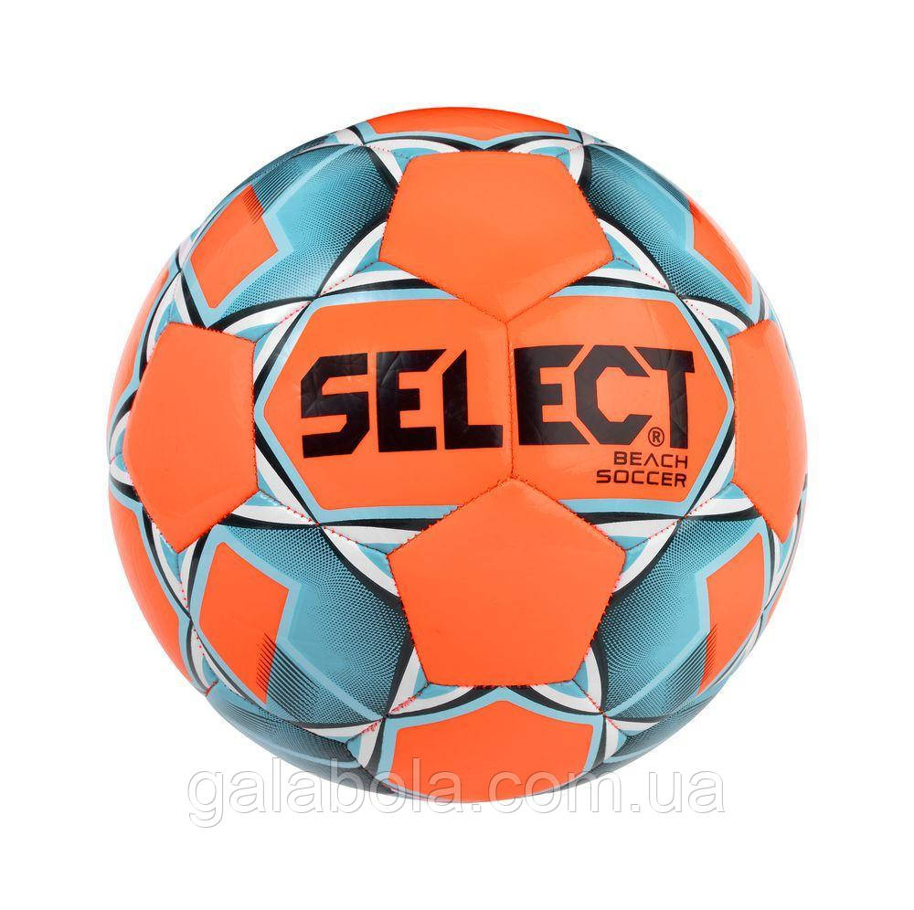 Мяч для пляжного футбола SELECT BEACH SOCCER (размер 5)