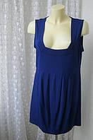 Платье женское р.52-54 батал вискоза стрейч бренд Next