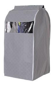 Чехол для одежды флизелиновый тройной