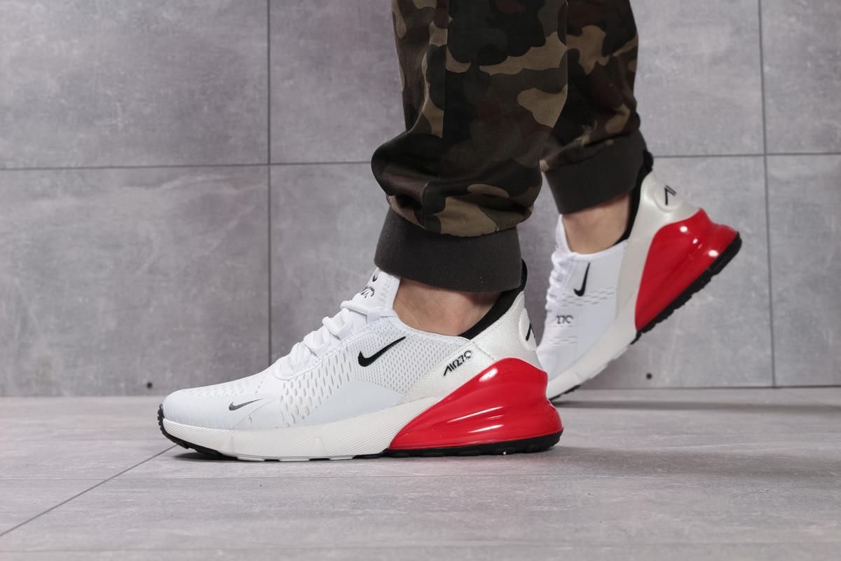 Кроссовки мужские 16062, Nike Air 270, белые ( 42 43 44  )