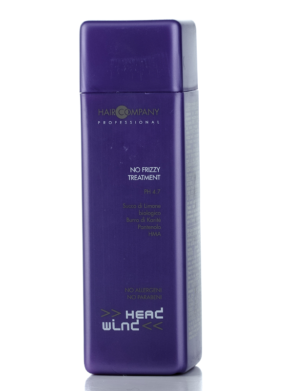 Маска разглаживающая - Hair Company Head Wind, 250 мл