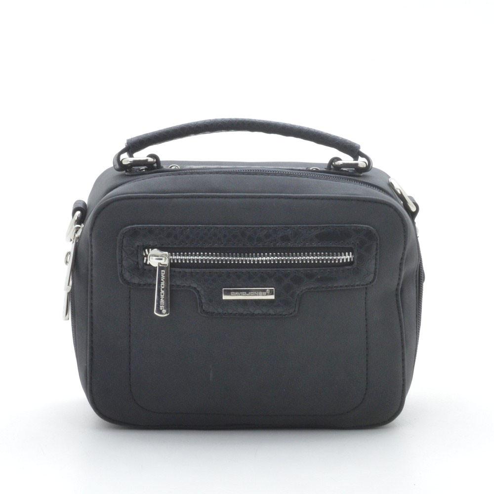 Женский клатч David Jones ⭐ CM3510/5714-1 black