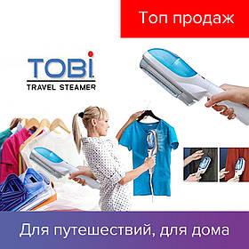 Tobi (Тоби) Travel Steam Brush - паровая щетка, отпариватель для одежды | Ручной