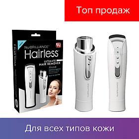 ОРИГИНАЛ! Эпилятор для лица NuBrilliance Hairless | женский триммер