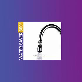 Water Saver | экономитель воды на 40%, насадка на кран для экономии воды, аэратор, 2 режима,  360 градусов
