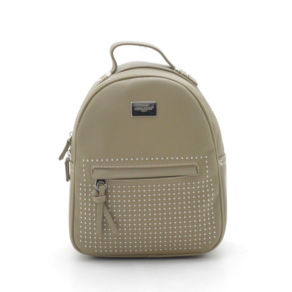 Рюкзак David Jones CM3726 khaki