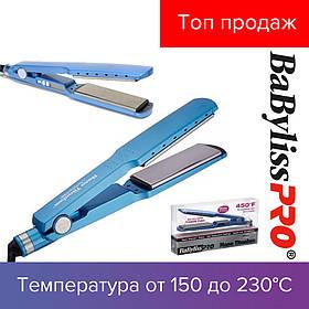 Babyliss Pro Titanium 450F - утюжок для волос, автоматическая плойка, утюжок для выпрямления Бейбилис Про