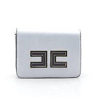 Женский клатч серебряный модный 126778