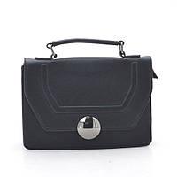Женский клатч-сумка черный Little Pigeon 128116