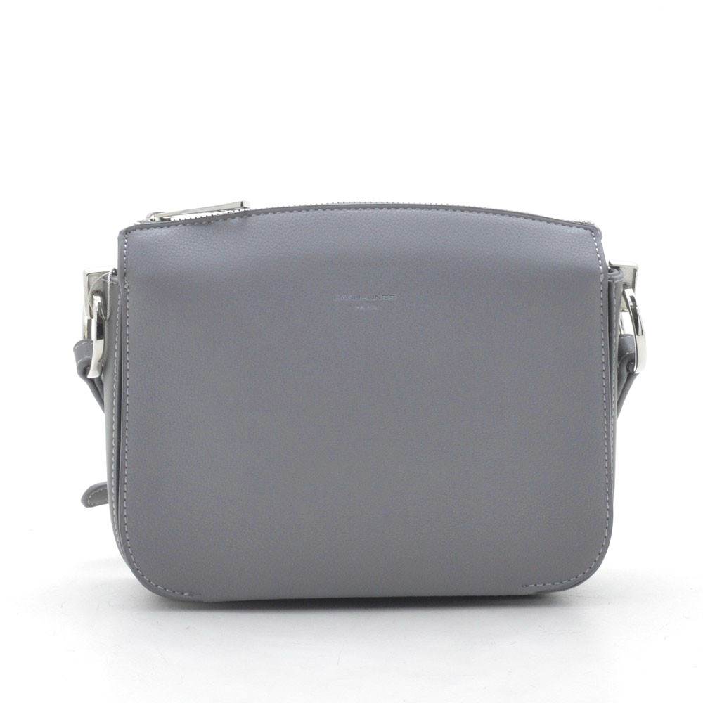 Клатч David Jones CM3598A grey (серый)