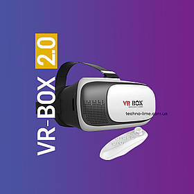 VR Box 2.0. Шлем 3D. Очки Виртуальной реальности