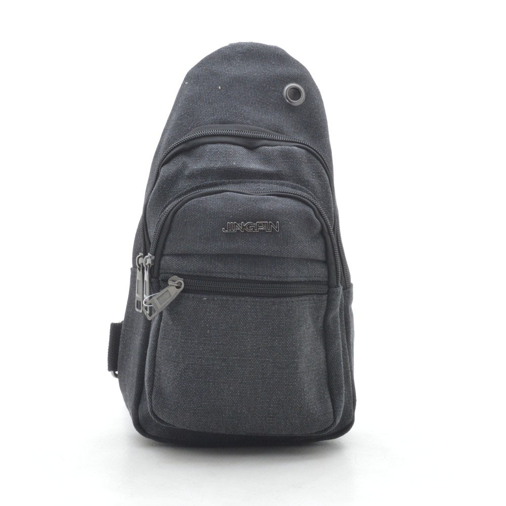Мужская сумка 3321 черная