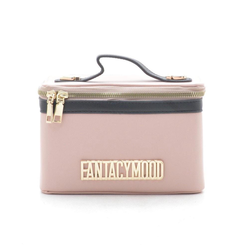 Женский клатч ⭐ F-684 розовый