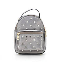 Женский клатч-рюкзак бронзовый Love Dream стеганый 170858, фото 1