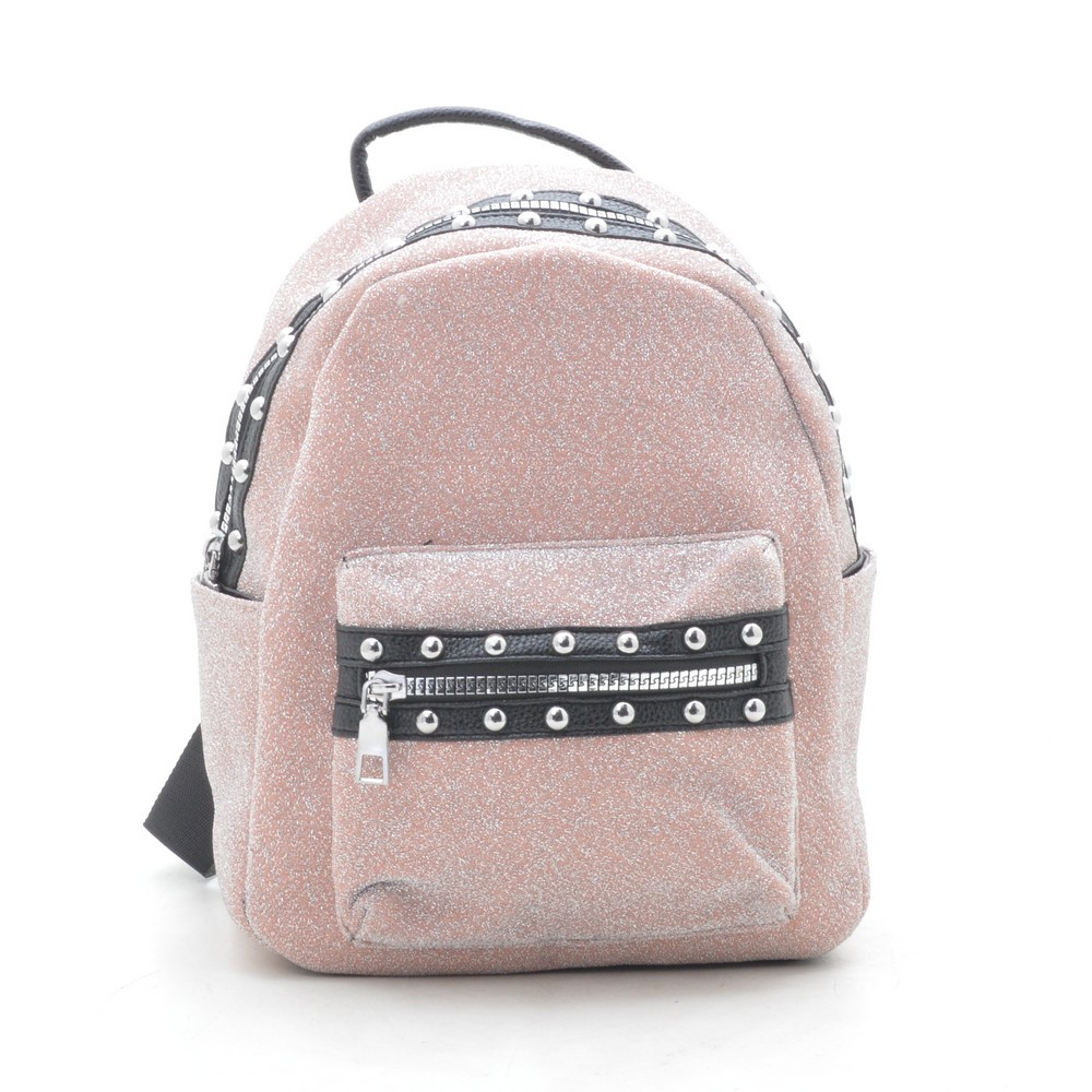 Рюкзак T2668 розовый