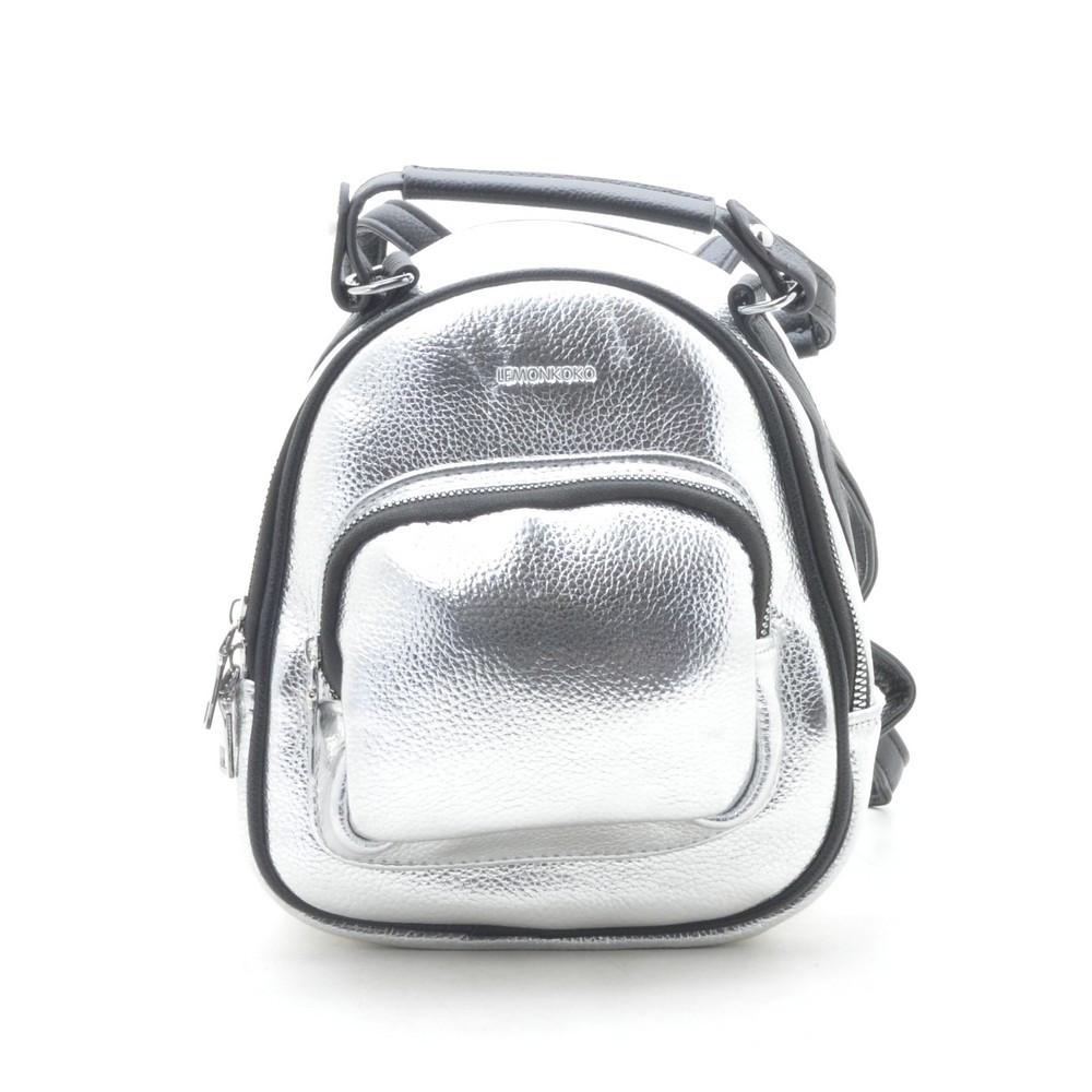 Рюкзак 6211 серебро