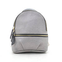 Рюкзак женский маленький бронзового цвета 171284