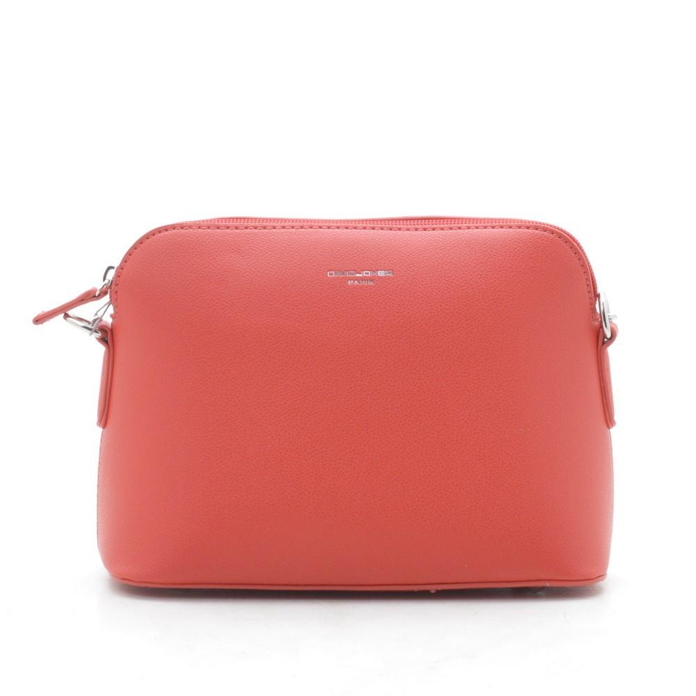 Клатч David Jones CM5007 red