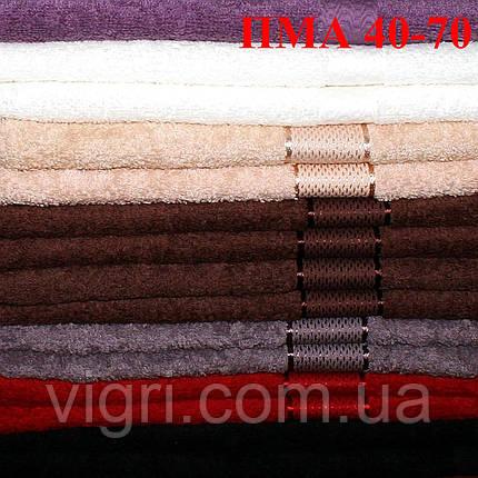 Полотенце махровое Азербайджан, 40х70 см., белое., фото 2