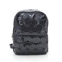 Рюкзак ⭐ 1306-6 черный(лак), фото 1
