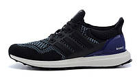 Кроссовки мужские Adidas Ultra Boost black-blue