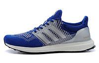 Кроссовки мужские Adidas Ultra Boost синие