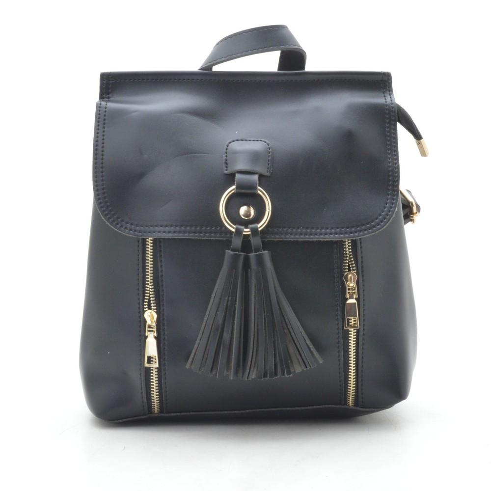 Рюкзак женский черный 175828