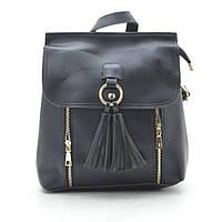 Рюкзак женский черный 175828, фото 1
