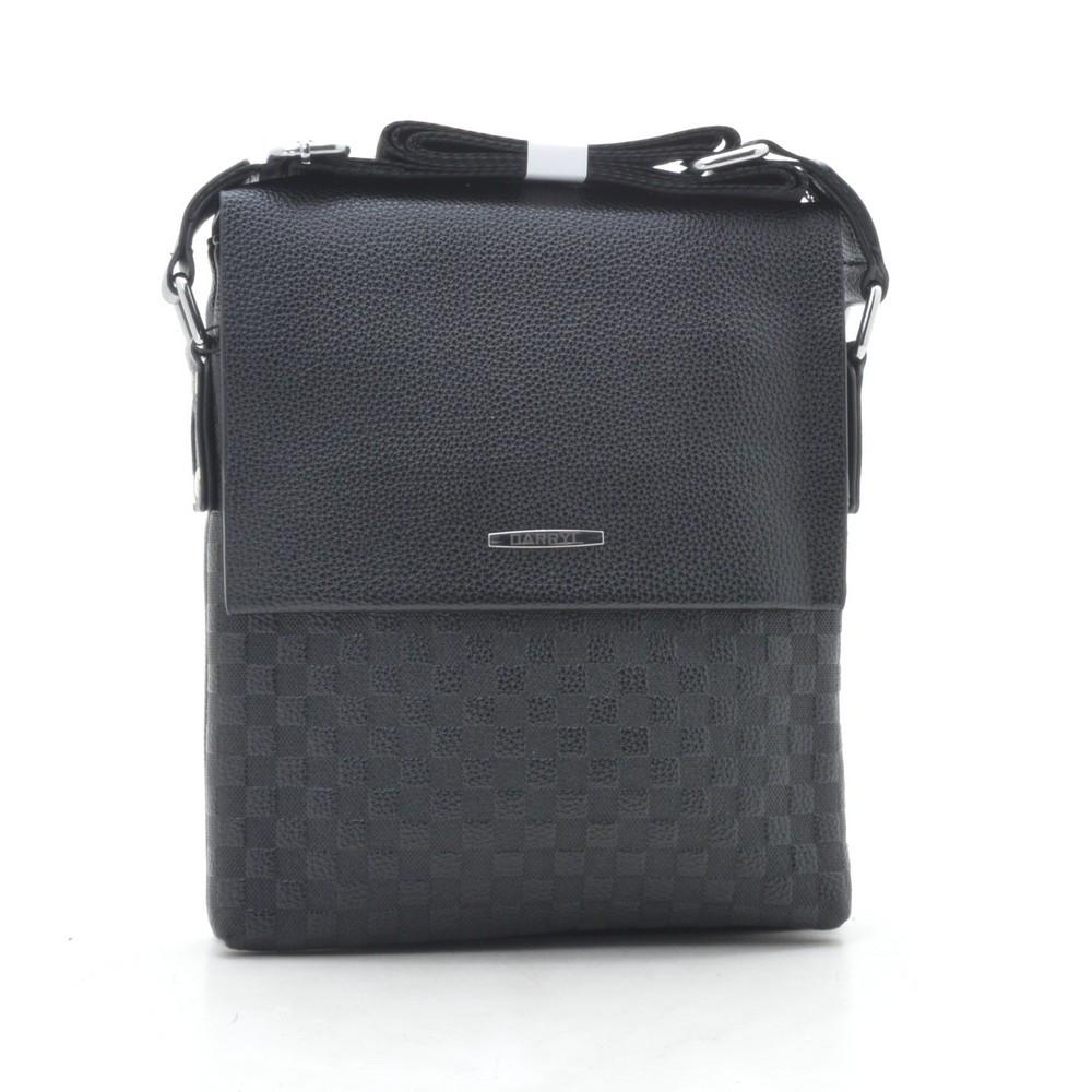 Мужская сумка 52-1 черная