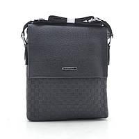 Мужская сумка 52-1 черная, фото 1