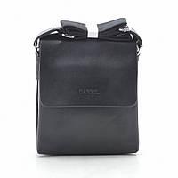 Мужская сумка 6802-2 черная, фото 1